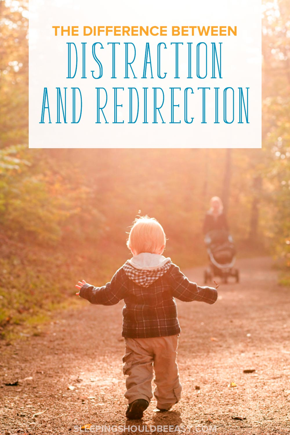 You've likely used distraction to curb your child's behavior, but you may find that it backfires. Learn why redirecting children's behavior is a better option to discipline a child.