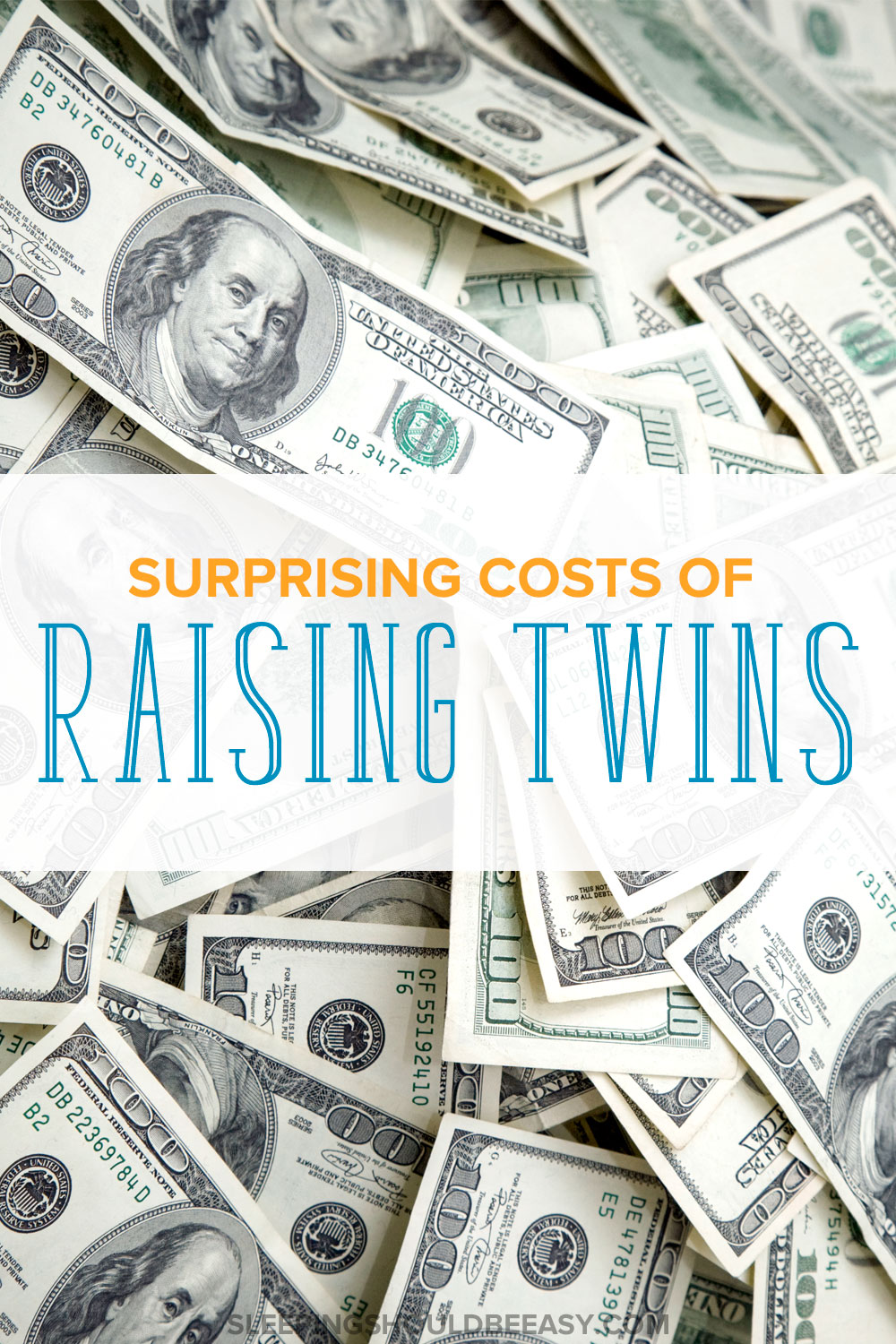 How much do twins cost? With twins, the need to cut costs is more important than ever. Don't forget these overlooked costs of twins to better prepare.