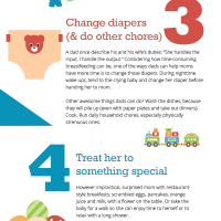 6 Ways Dads Can Support Breastfeeding Moms