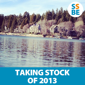 Taking Stock of 2013