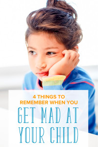 Do you find yourself disciplining your child non-stop, frustrated for most part of the day? Read these tips when you get angry at your child.