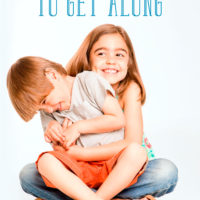 Unique Ways to Encourage Siblings to Get Along