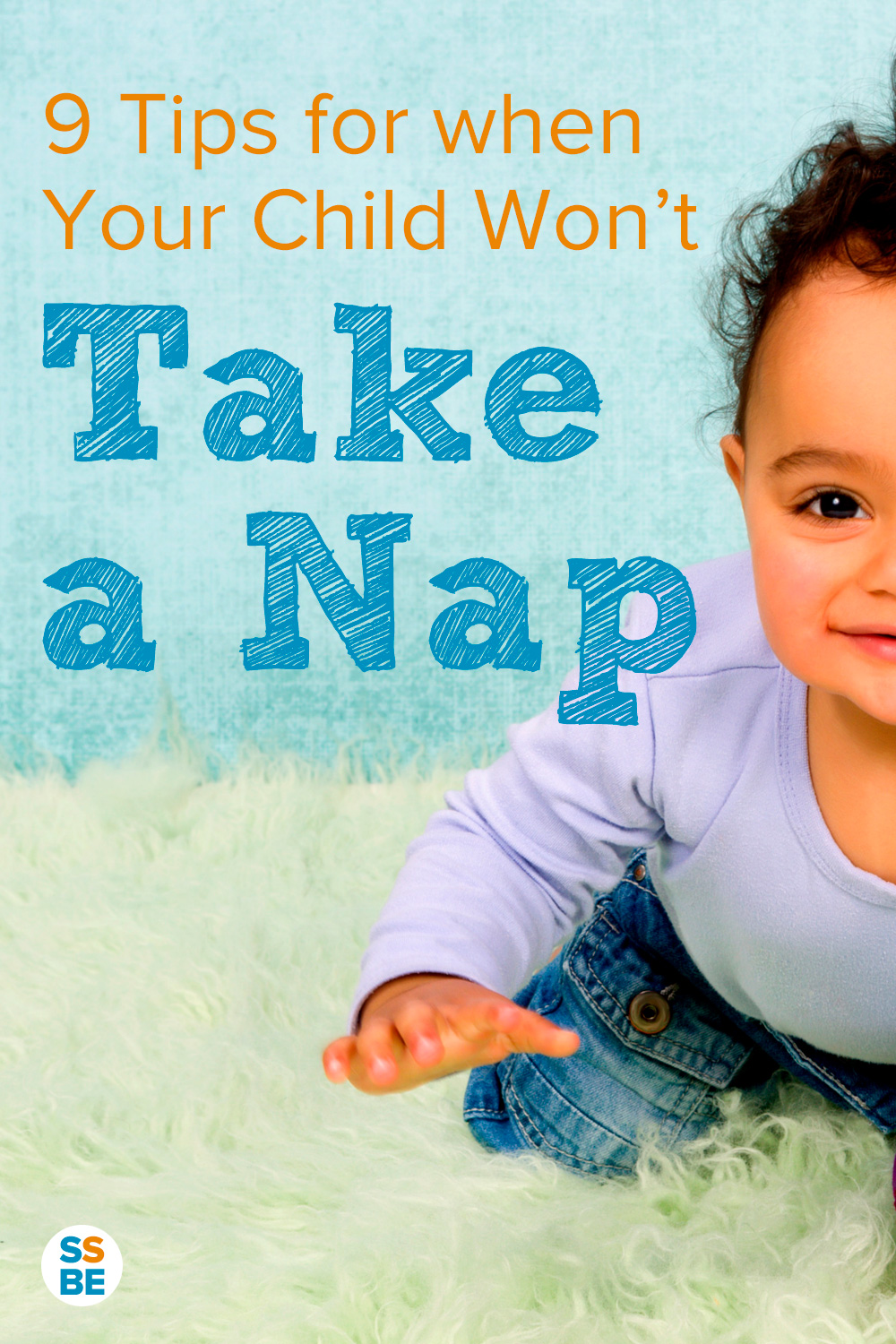 9 Useful Tips for when Your Child Won't Nap