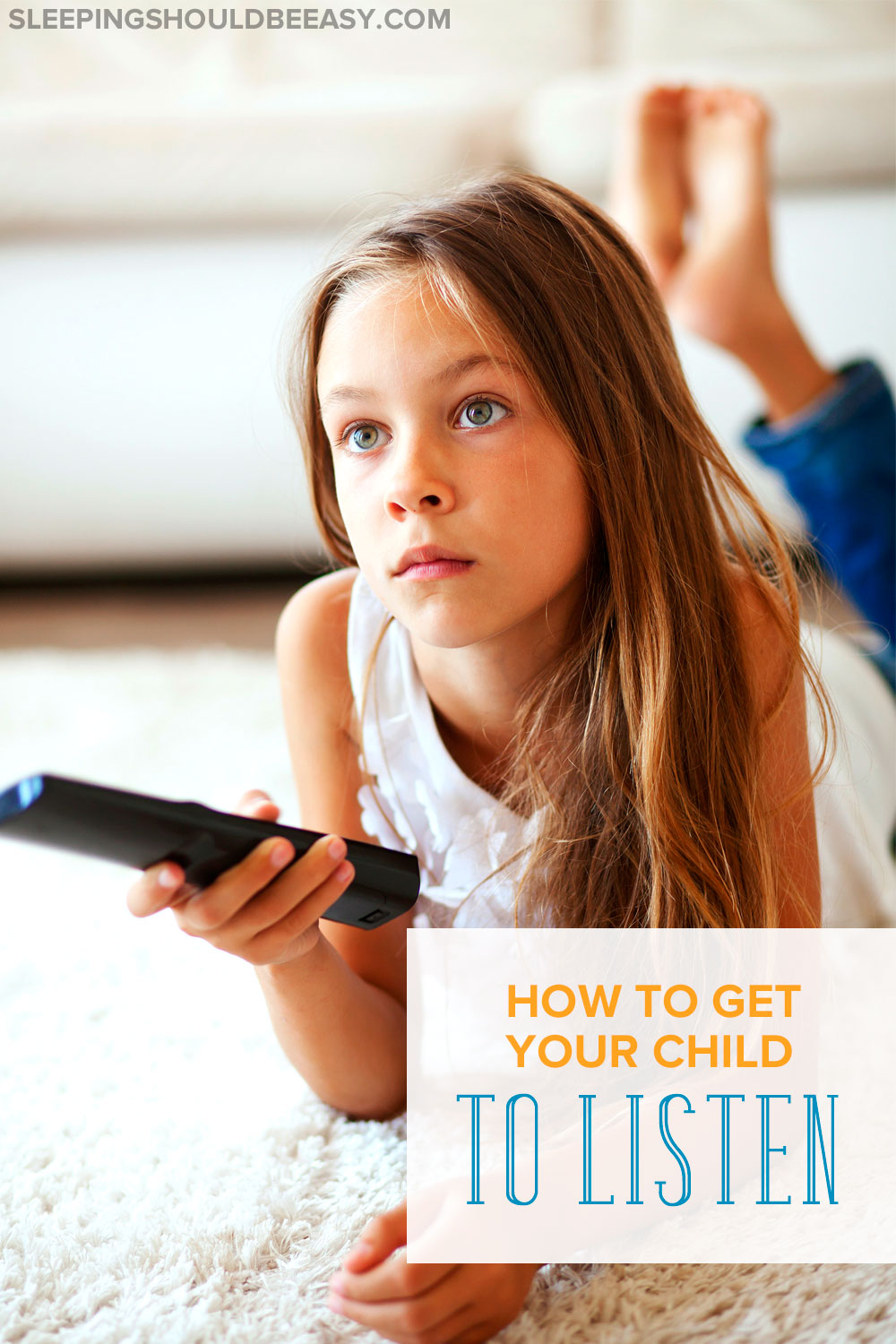 You're embarrassed to admit it, but it takes several tries to get your child to listen to you. You wonder how to get your child to listen to you without yelling. Here are 9 ways on how to get your child to listen and behave.