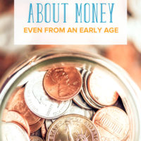 Teach Kids about Money Even from an Early Age