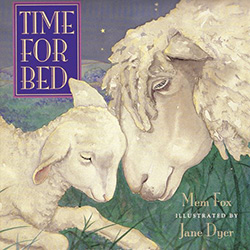 Time-For-Bed-Cover