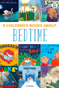 Having trouble getting the kids sleep? Going to bed can be a smooth routine with the help of these favorite children's bedtime story books.
