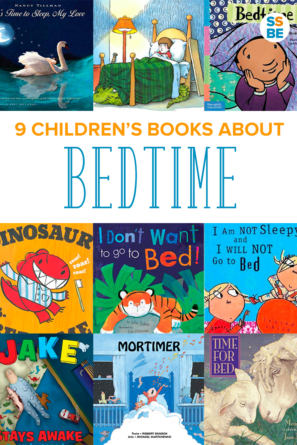 Having trouble getting the kids sleep? Going to bed can be a smooth routine with the help of these favorite children's bedtime books.