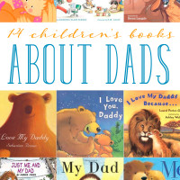 15 Children's Books about Dads