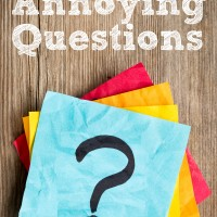 The Simple Truth about Your Child's Annoying Questions