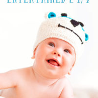 What to Do when Your Baby Needs to Be Entertained Constantly