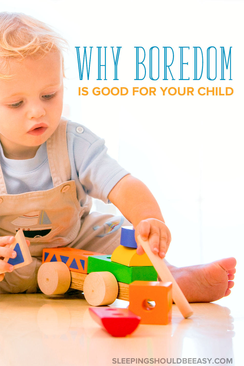 "Next time you hear ""I'm bored!"", don't be too quick to entertain your kids—boredom is good for kids. From learning how to wait to getting creative, here's why boredom is good for your child."