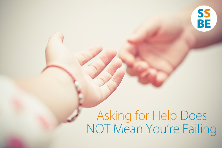 Asking for Help Does NOT Mean You're Failing