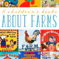 9 Children's Books about Farms