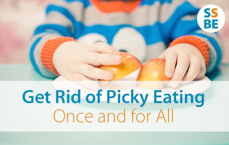 Get Rid of Picky Eating Once and for All