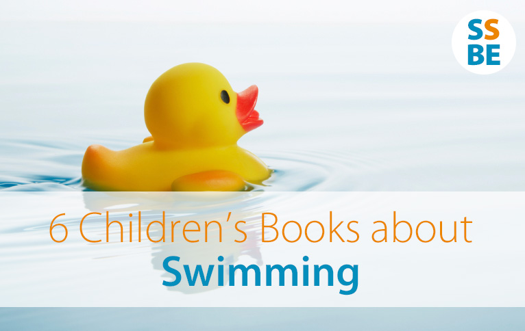 6 Children's Books about Swimming