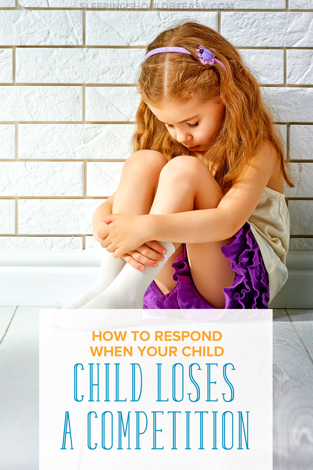 Everyone faces failure—and what we say to our kids is so important. Here's how to respond when your child loses a competition and what to avoid saying. Must-read tips about addressing your child's failures.