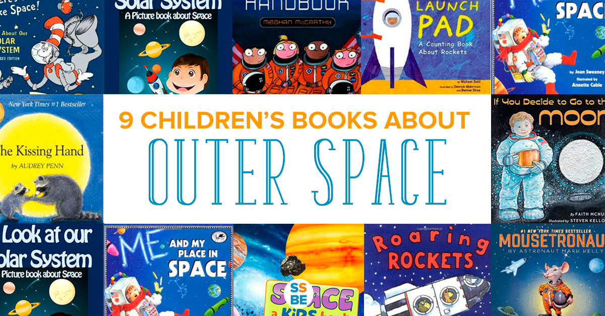 books about space for preschoolers 9 children s books about outer space 475