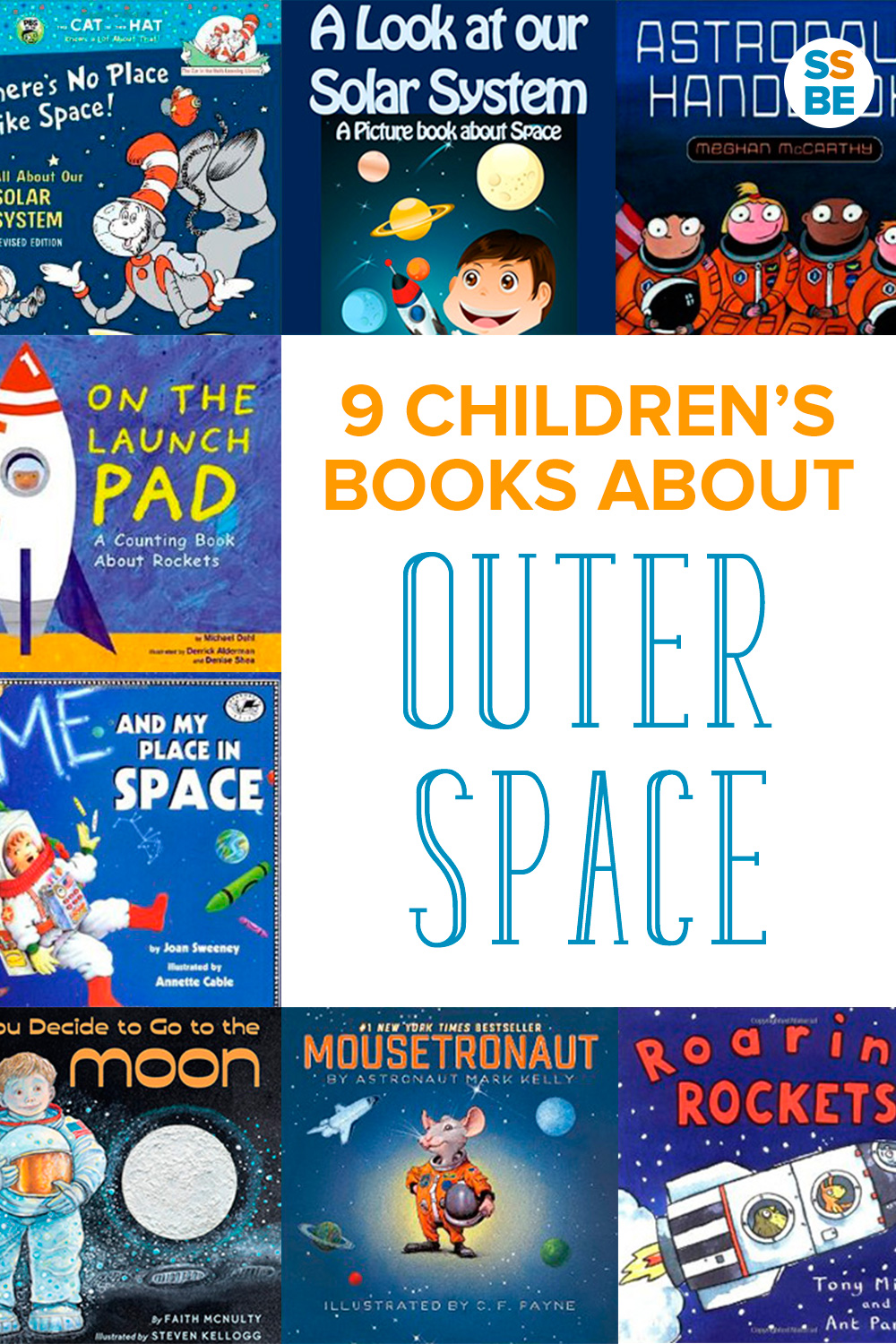 Does your child enjoy space, planets and the universe? Here are 10 children's books about outer space to read with your child.