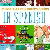 18 Popular Children's Books in Spanish