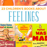 23 Children's Books about Feelings