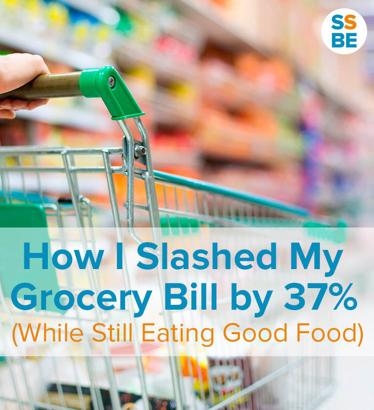 How I Slashed My Grocery Bill by 37% (While Still Eating Good Food)