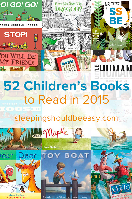 52 Favorite Children's Books to Read in 2015 (Get 1 FREE!)