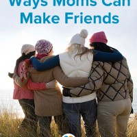 Feeling Lonely? 13 Moms Share How to Make Friends