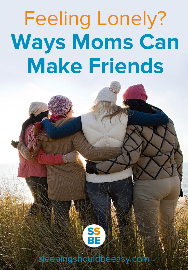 Motherhood finds you busier than ever. Still, that doesn't mean friendships are doomed. Hear 13 moms share how to make friends.