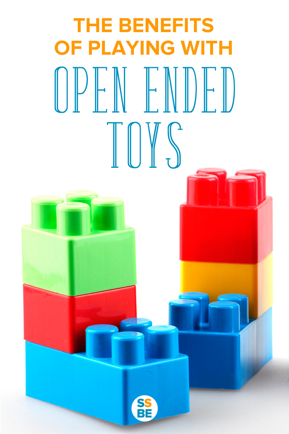 The benefits of open ended play are many. Learn how your child benefits from playing with natural toys with no limits and encourage creativity.