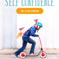 How can you help bolster your child's confidence and self-esteem? Learn how with these 5 tips to increase self confidence in children.