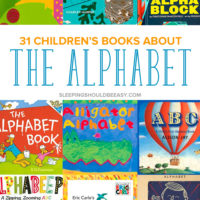 31 Children's Books about the Alphabet