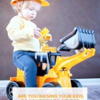 Are You Raising Your Kids to Conform to Gender Stereotypes?