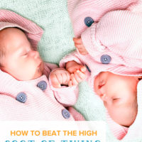 Beat the High Cost of Twins Using These Sneaky Ways