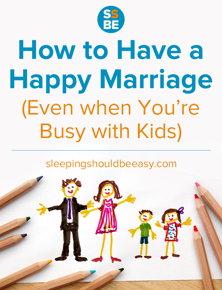 How to have a happy marriage life