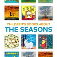 10 Children's Books about the Seasons of the Year