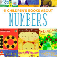 11 Children's Books about Numbers and Counting