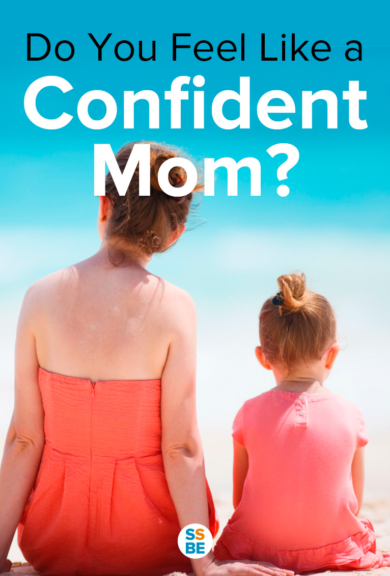 Ask the Readers: Do You Feel like a Confident Mom?