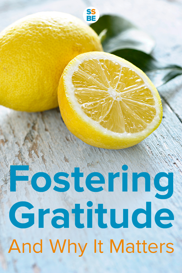 Feeling grateful and counting your blessings are important. Learn about the benefits of fostering gratitude and how it can change your outlook on life.