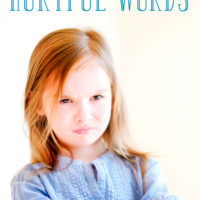 How to Respond to Your Child's Hurtful Words