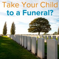 Funeral Etiquette: Should You Take Your Child to a Funeral?