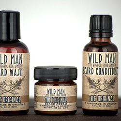 Father's Day gift idea: Beard grooming gift set
