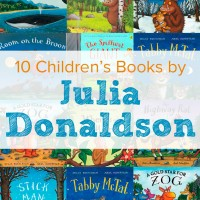 10 Favorite Children's Books by Julia Donaldson