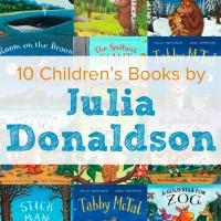 10 Favorite Children's Books by Julia Donaldson
