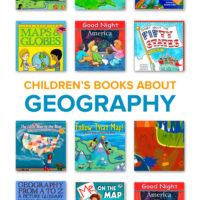 9 Children's Books about Geography