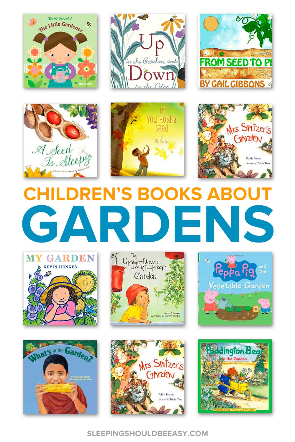 Children 39 s books about gardening top picture books to read for Children s books about gardening