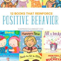 12 Children's Books that Reinforce Positive Behavior
