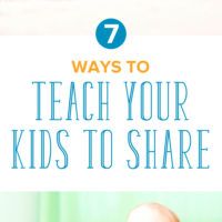 7 Effective Ways to Teach Your Kids to Share