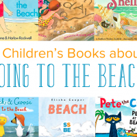 11 Books and Stories for Kids about the Beach
