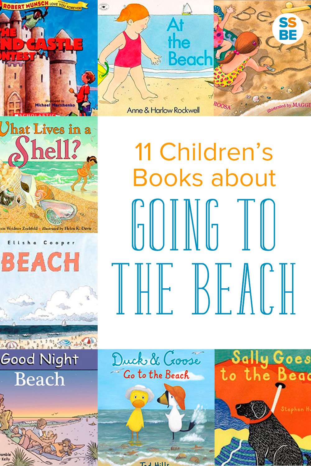 These 11 beach books for toddlers are perfect to get your kids excited about an upcoming visit, calm their anxieties, and to learn about our shores.